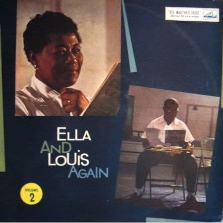 Ella Fitzgerald And Louis Armstrong<br>Ella And Louis Again Vol. 2